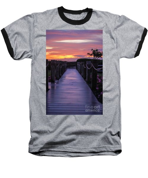 Just Another Day In Paradise Baseball T-Shirt