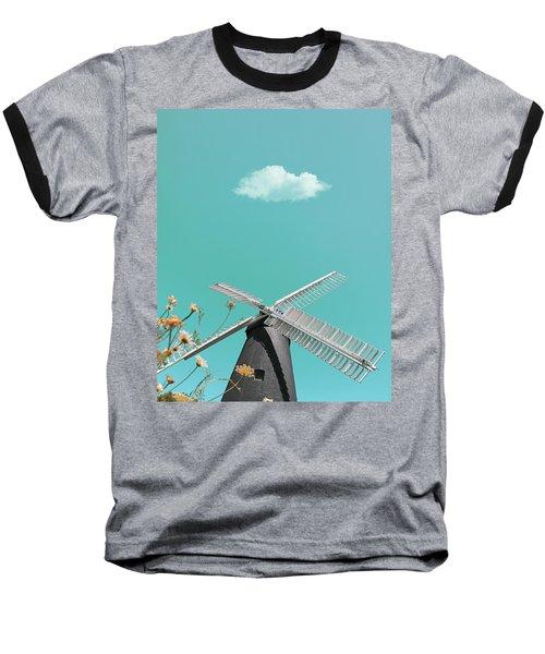 Just Breathe Baseball T-Shirt