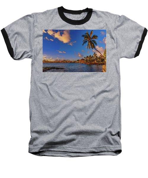 Kailua Bay Baseball T-Shirt
