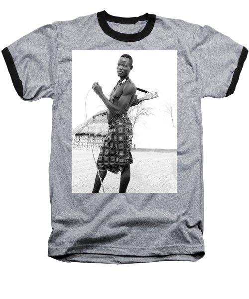 Karo Man  Baseball T-Shirt