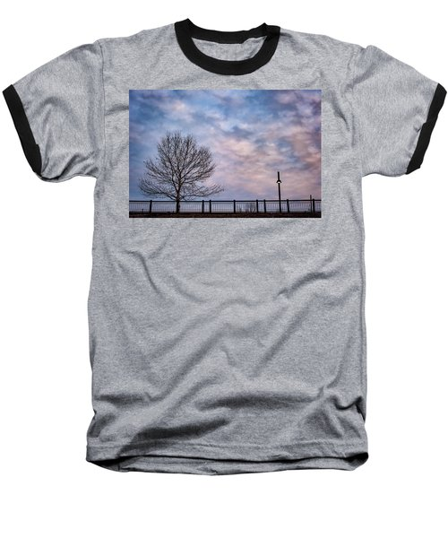 Kaw Point Silhouettes Baseball T-Shirt