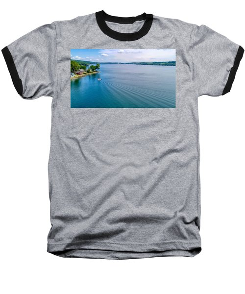Keuka Days Baseball T-Shirt