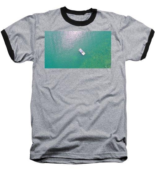 Keuka Lake Boating Baseball T-Shirt