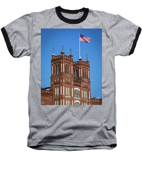 King Mill - Augusta Ga 3 Baseball T-Shirt