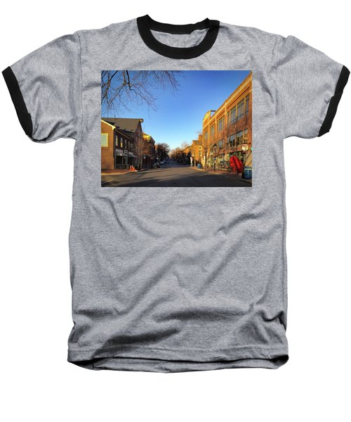 King Street Sunrise Baseball T-Shirt