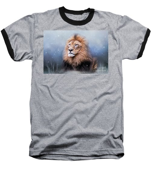 King Winter Baseball T-Shirt