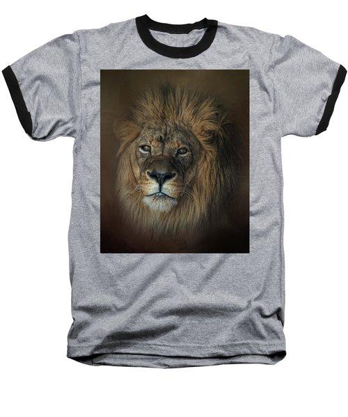 King's Gaze Baseball T-Shirt