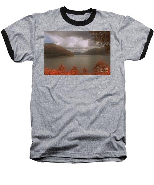 Kinzua Lake Baseball T-Shirt