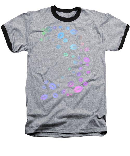 Kiss Noise Baseball T-Shirt