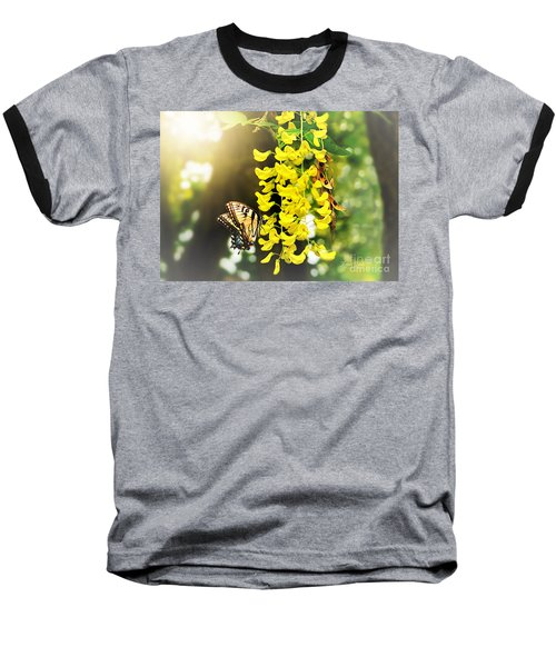 Kissed By The Sun Baseball T-Shirt