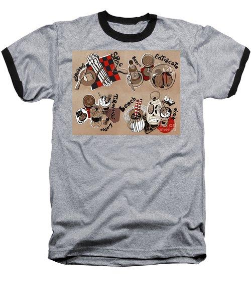 Kitchen Baseball T-Shirt