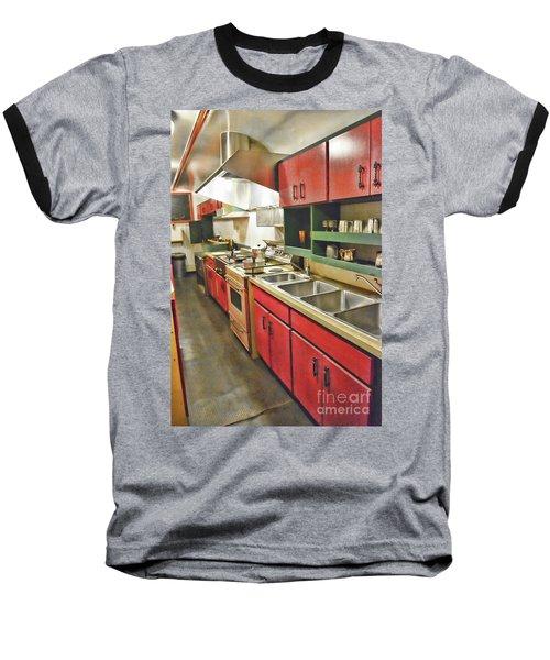 Kitchen Car Baseball T-Shirt