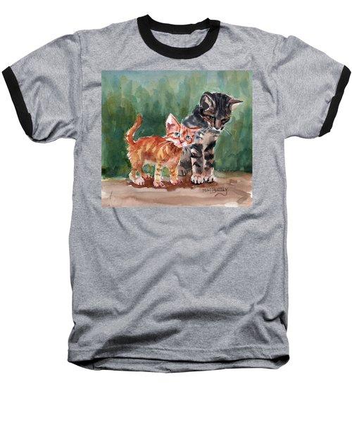 Kittens Baseball T-Shirt
