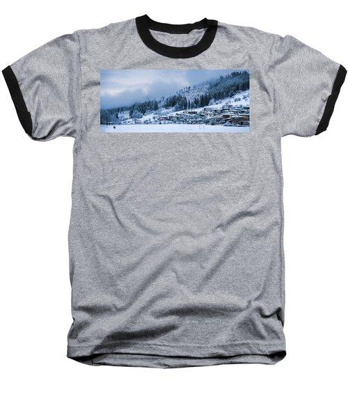 Koprivshtica Winter Panorama Baseball T-Shirt