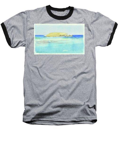 La Tortue, St Barthelemy, 1996_4179, 122x74 Cm, 6,86 Mb Baseball T-Shirt