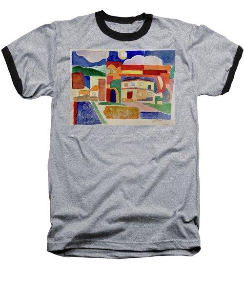 Laguna De Sol Arch Baseball T-Shirt