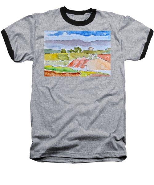 Laguna Del Sol #4 Baseball T-Shirt