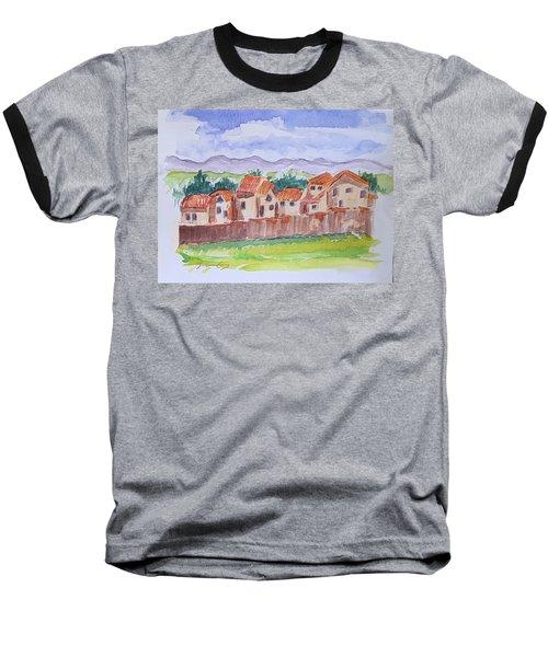 Laguna Del Sol Cuenca Ecuador Baseball T-Shirt