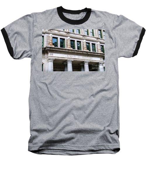 Lamar Building - Augusta Ga Baseball T-Shirt