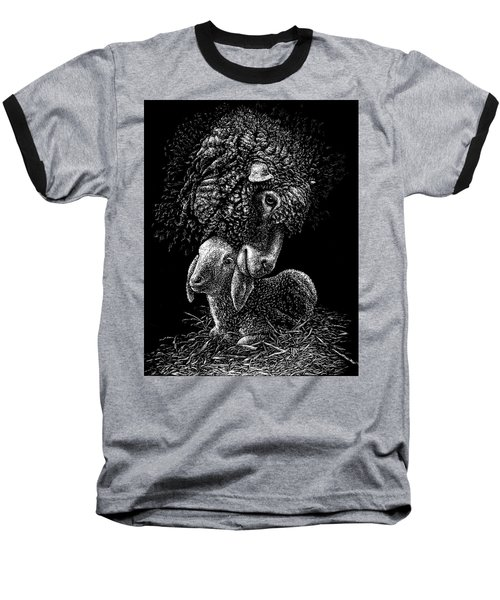 Lamb Baseball T-Shirt