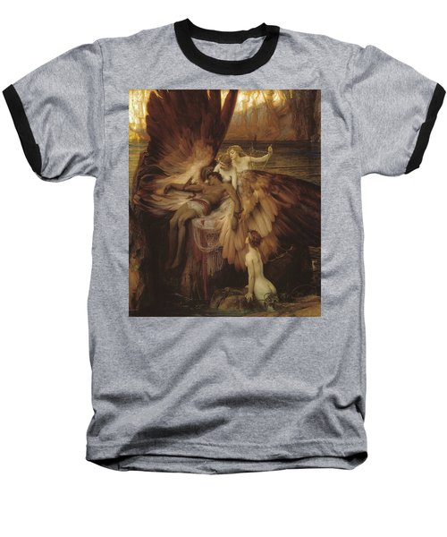 Lament Of Icarus Baseball T-Shirt