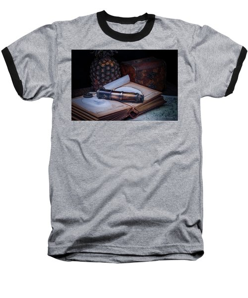 Last Adventure Memories Baseball T-Shirt