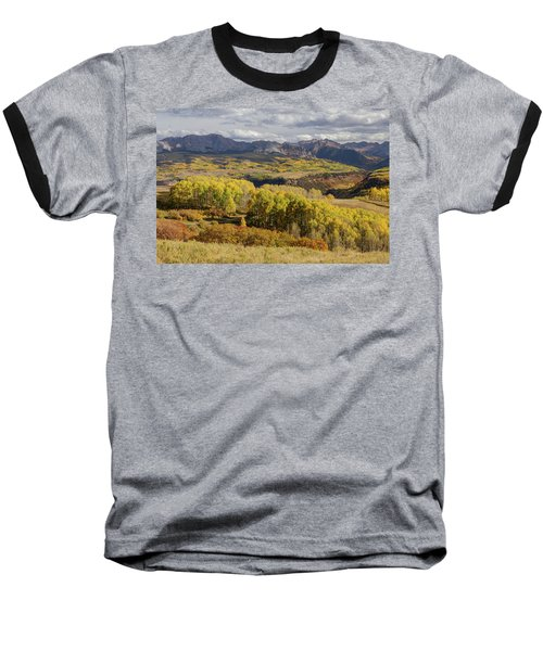 Baseball T-Shirt featuring the photograph Last Dollar Road by James BO Insogna
