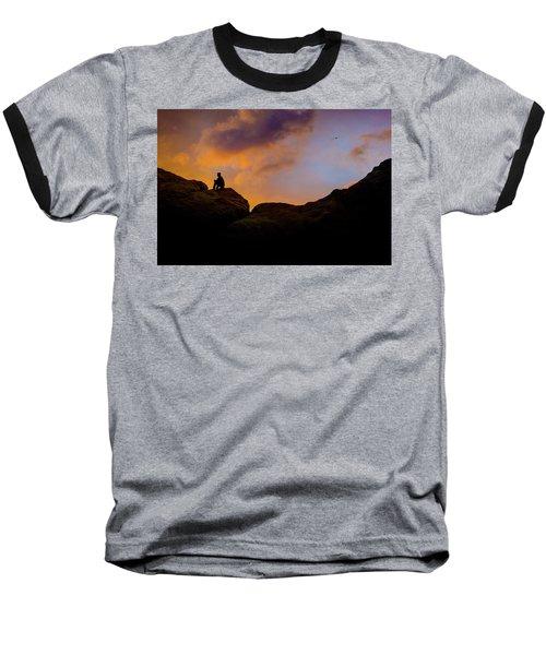 Last Light Baseball T-Shirt