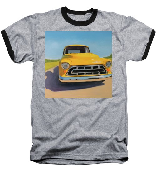 Lemon Drop Martini Baseball T-Shirt
