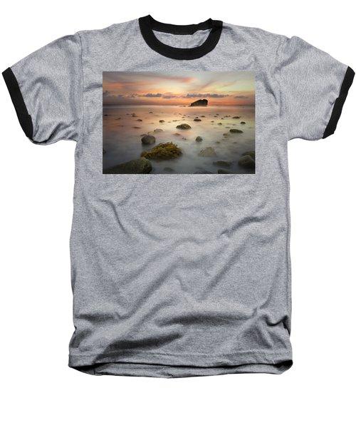 Malibu Sunset Baseball T-Shirt