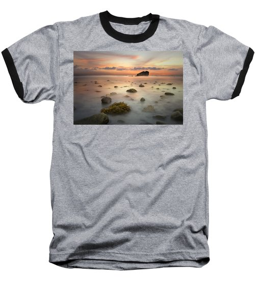 Malibu Sunset Baseball T-Shirt