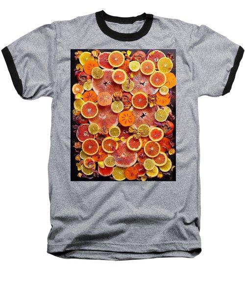 Let The Winter Sun Shine In Baseball T-Shirt