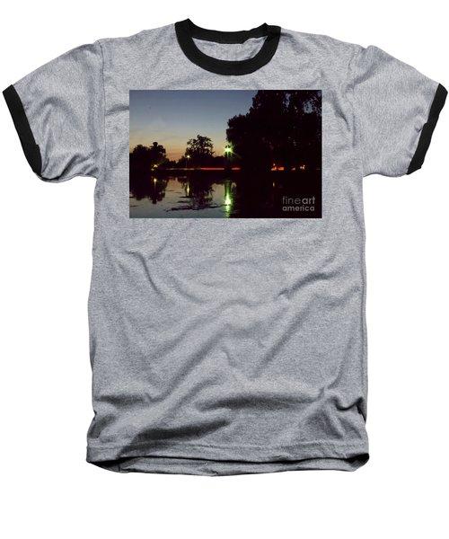Lighthouse Light Baseball T-Shirt