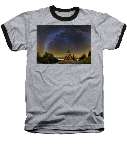 Like A Prayer Baseball T-Shirt