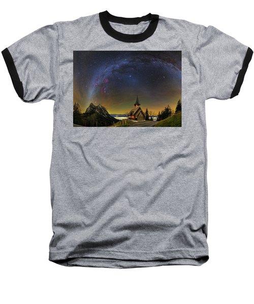 Like A Prayer Baseball T-Shirt