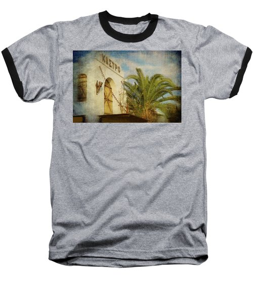 Baseball T-Shirt featuring the photograph Like In Medieval Times by Milena Ilieva