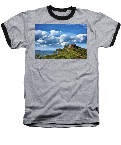 Like Touching The Sky Baseball T-Shirt