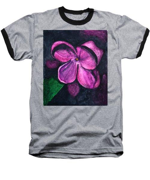 Lilac Blossom I Baseball T-Shirt