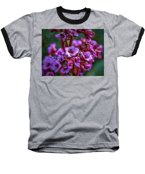 Lilac #h9 Baseball T-Shirt