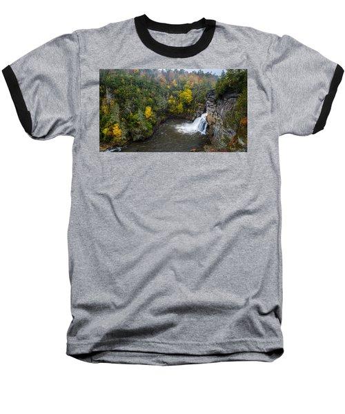 Linville Falls - Linville Gorge Baseball T-Shirt