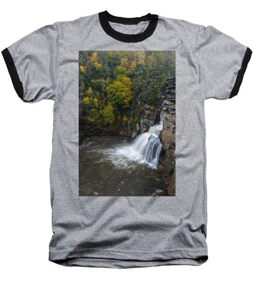 Linville Falls Baseball T-Shirt