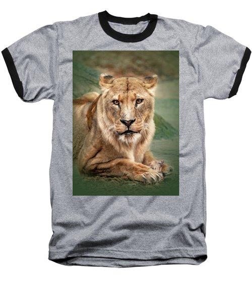 Lion Baseball T-Shirt