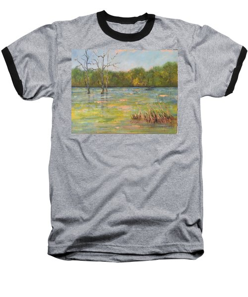 Lion's Den Marsh 3 Baseball T-Shirt