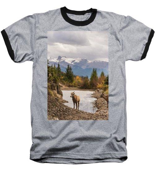 Little Bighorn Baseball T-Shirt