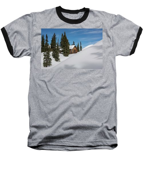 Little Cabin Baseball T-Shirt