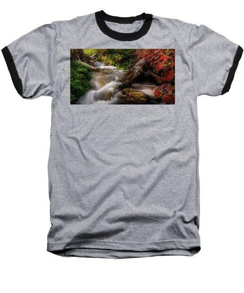 Little Deer Creek Autumn Baseball T-Shirt