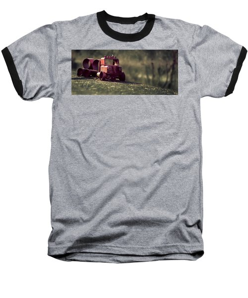 Little Engine That Could Baseball T-Shirt