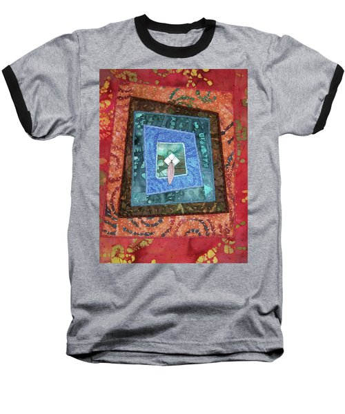 Little Feather Baseball T-Shirt
