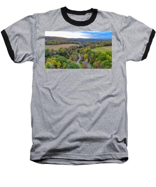 Little Meadows  Baseball T-Shirt