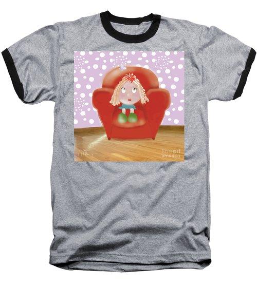 Little Ms Baseball T-Shirt